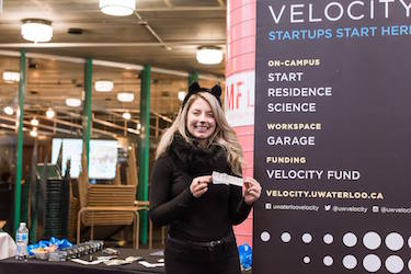 Velocity at the Startup Showcase